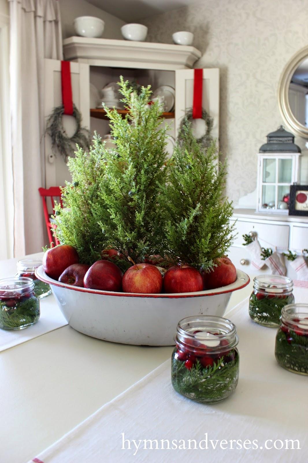 Small Ceramic Christmas Trees